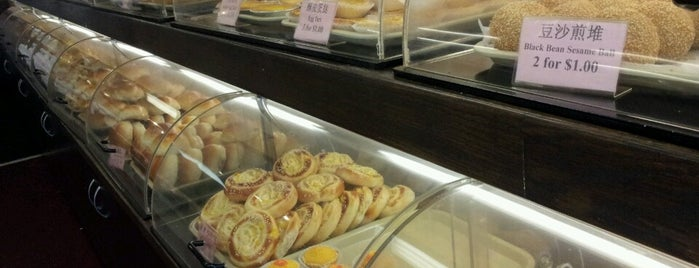 Mashion Bakery is one of Chinese Food.