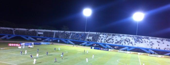 Estadio Carlos Iturralde is one of Sporting/Concert....