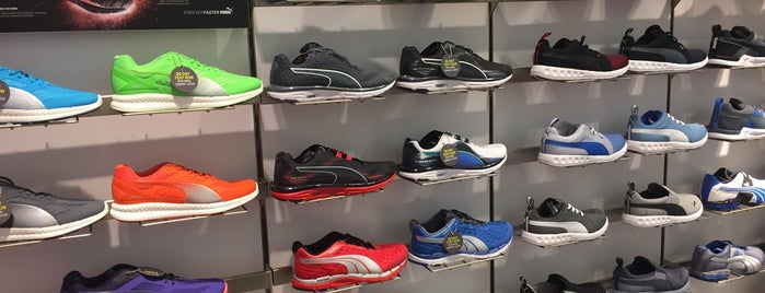 The PUMA Store Pittsburgh is one of Favorite place's.