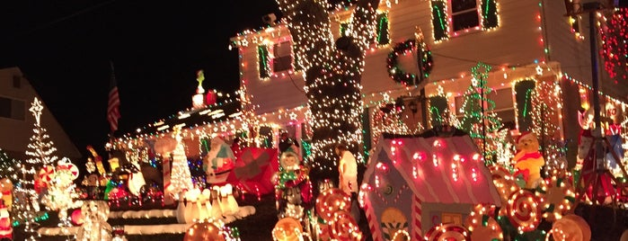 Tacky Light Tour is one of Rock Star.