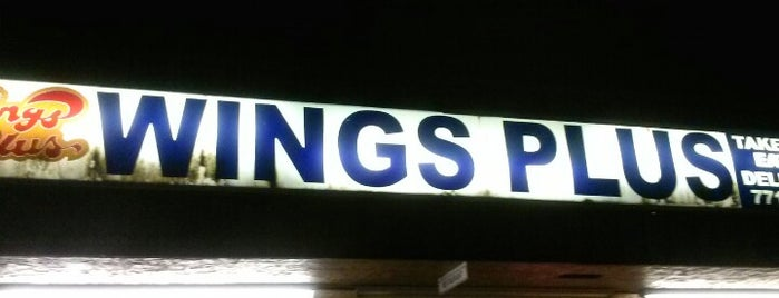 Wings Plus is one of Local.