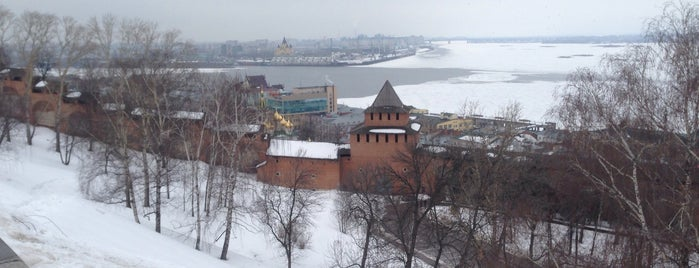 Nizhny Novgorod Kremlin is one of Annaさんのお気に入りスポット.