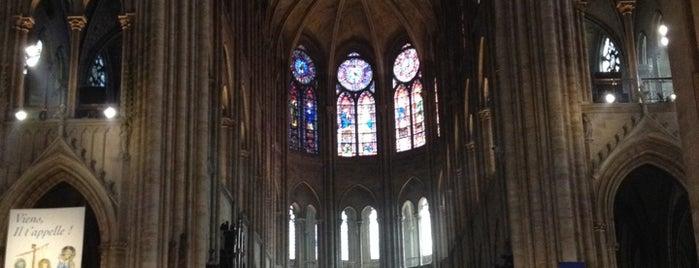 Chapelle Notre-Dame du Saint-Sacrement is one of alev.