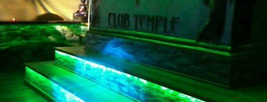 Club Temple is one of BEYOĞLU CLUPLER.