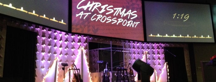 CrosspointChurch.tv is one of Isaac's Liked Places.