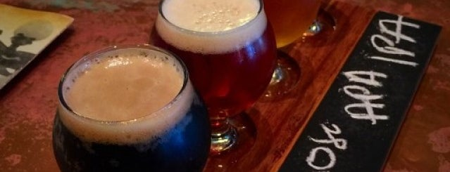 Tampa Bay Brewing Company is one of Cigar Friendly Tampa Bay.