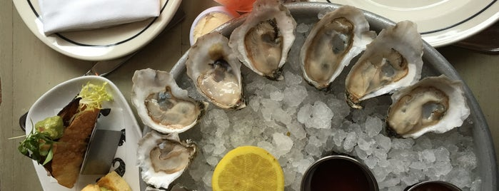 Mermaid Oyster Bar is one of The 25 Best Seafood Restaurants in America.