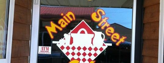 Main Street Cafe is one of Rob'un Beğendiği Mekanlar.