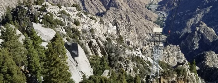 Mountain Station - Palm Springs Aerial Tramway is one of Lugares favoritos de Mike.
