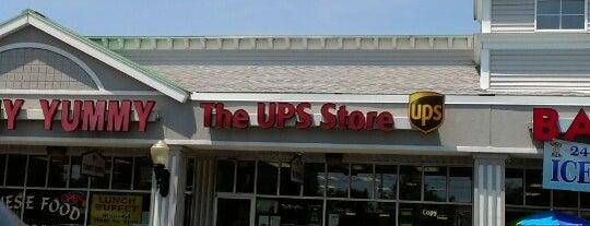 The UPS Store is one of Lugares favoritos de A Victor (SU-3).