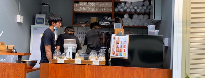 Mikka is one of 07_ตามรอย_coffee.