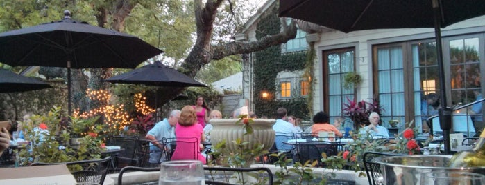 Backstreet Cafe is one of Patios.