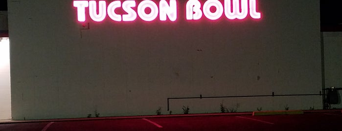 Tucson Bowl is one of Tucson.