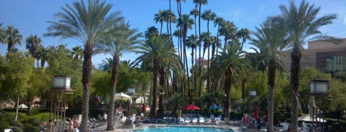 MGM Grand Pool Complex is one of Lieux qui ont plu à Sabrina.