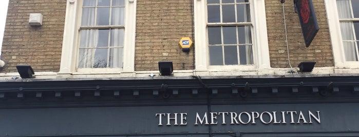 The Metropolitan is one of Posti che sono piaciuti a Lisa.
