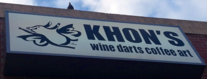 Khon's is one of Houston.