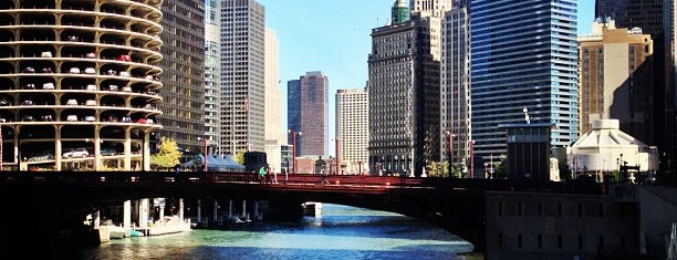 Clark Street Bridge is one of Bridges.