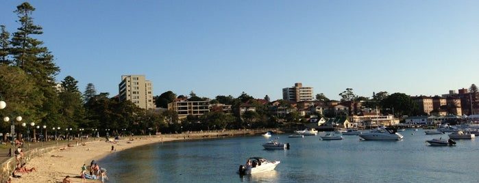 Little Manly Beach is one of Australia.