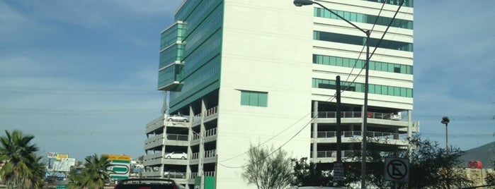 Torre 109•28' Workspace Valle is one of Locais curtidos por Ismael.