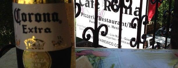 Karaoke At Cafe Roma is one of Destination Puerto Vallarta.