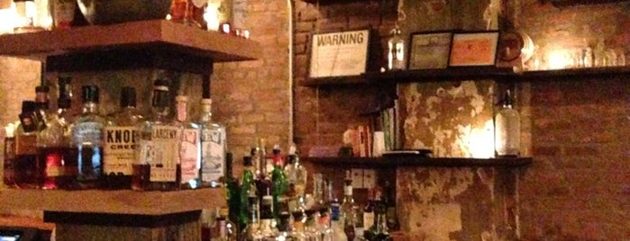 Bondurants is one of Bars Speakeasy NYC.