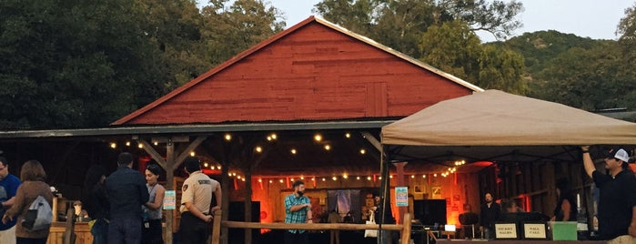 Old Redwood Barn is one of Exceptional concert venues.