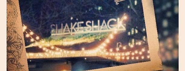 Shake Shack is one of Manhattan Favorites.
