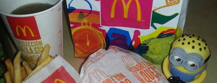 McDonald's is one of Locais curtidos por Yarir.