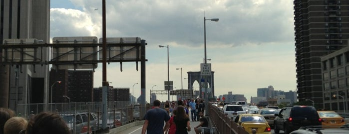 Manhattan Bridge Bike Path is one of Trip to New York City.