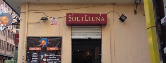Sol i Lluna is one of Lieux qui ont plu à Crhis.