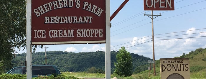 Shepherd's Farm is one of In the states.