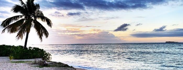 Tavarua Island Resort is one of Ram's to-do list around the world.