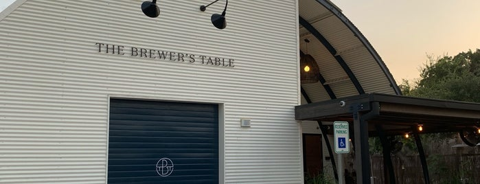 The Brewer's Table is one of Beer time.