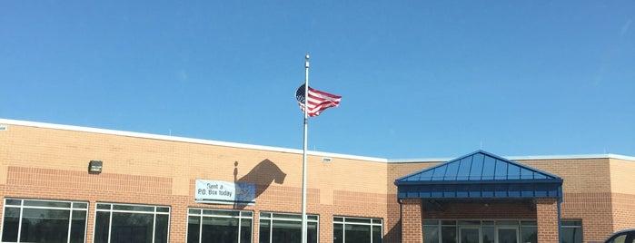 US Post Office is one of Leandro'nun Beğendiği Mekanlar.