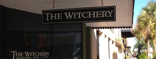 The Witchery is one of School.