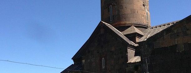 Saghmosavanq | Սաղմոսավանք is one of Armenia.