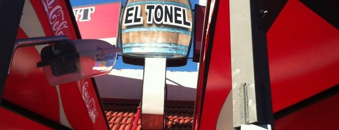El Tonel is one of Tempat yang Disukai Eve.
