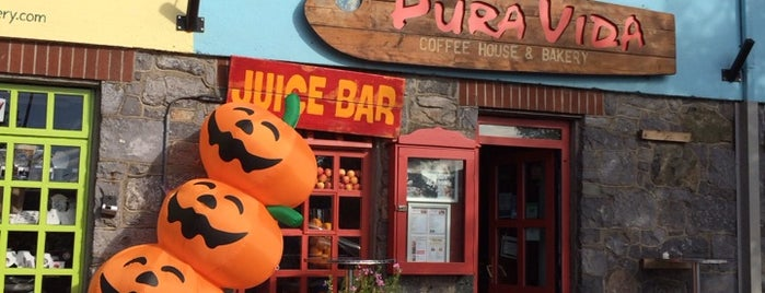 Pura Vida Coffee House is one of Coffee Shops.