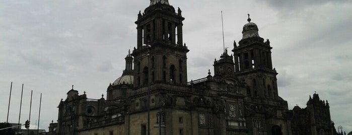 Catedral Metropolitana de la Asunción de María is one of CDMX_París_Eli&Gina_II.