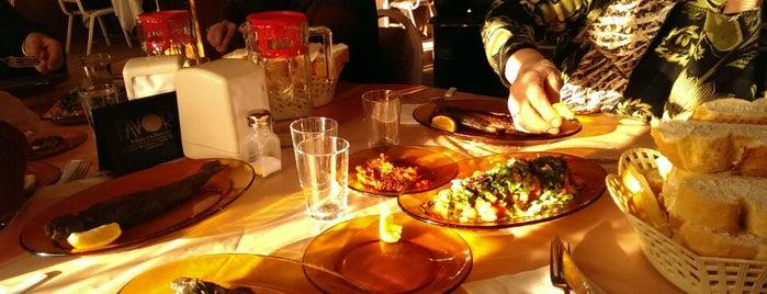 Sedir Balık Restaurant is one of Gespeicherte Orte von Burak.