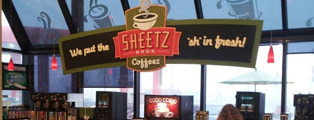 Sheetz is one of Lugares favoritos de Scott.