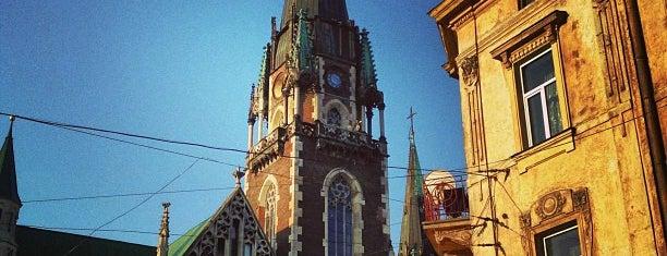 Львов is one of UNESCO World Heritage Sites in Eastern Europe.
