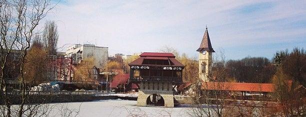 Парк Реформації is one of Черновцы.