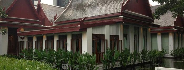Celadon is one of Bangkok.