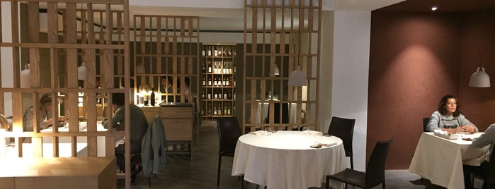 Metamorfosi Restaurant is one of Italian.
