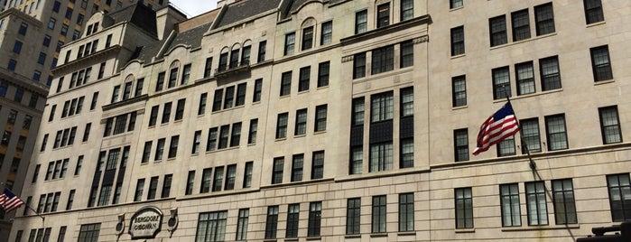 Bergdorf Goodman is one of New York.