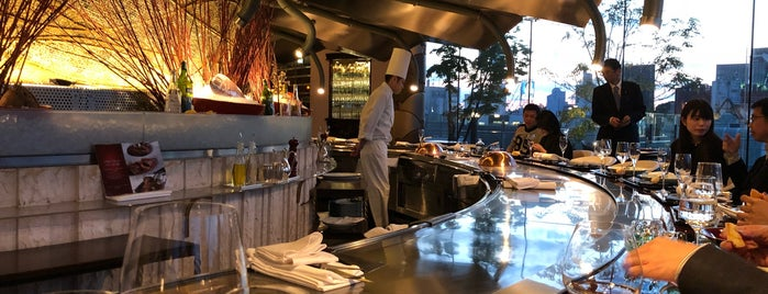 Omotesando Ukai-tei is one of Tokyo Fine Dining - Western.