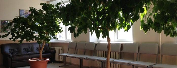 Детская поликлиника № 58 (филиал № 2) is one of Lugares favoritos de Анастасия.
