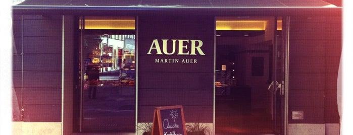 MARTIN AUER is one of Lugares favoritos de Orhan Veli.