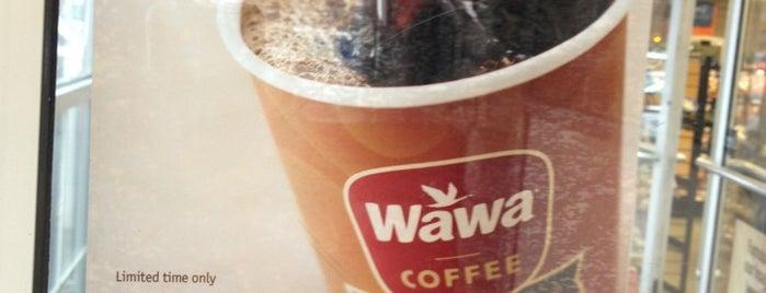 Wawa is one of Lugares favoritos de Kevin.